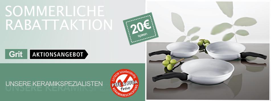 Grit, die Keramikprofis von Schulte-Ufer, im Angebot!