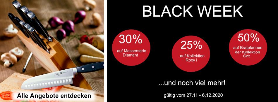 Black Week im Schulte-Ufer-Shop mit tollen Angeboten!