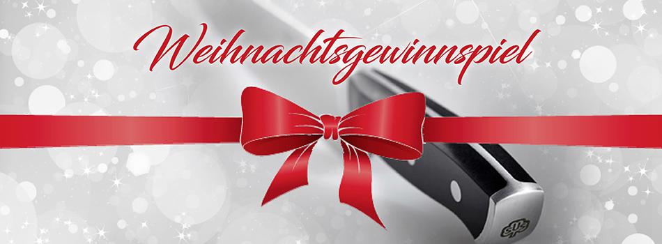 Weihnachtsgewinnspiel im Schulte-Ufer Onlineshop!