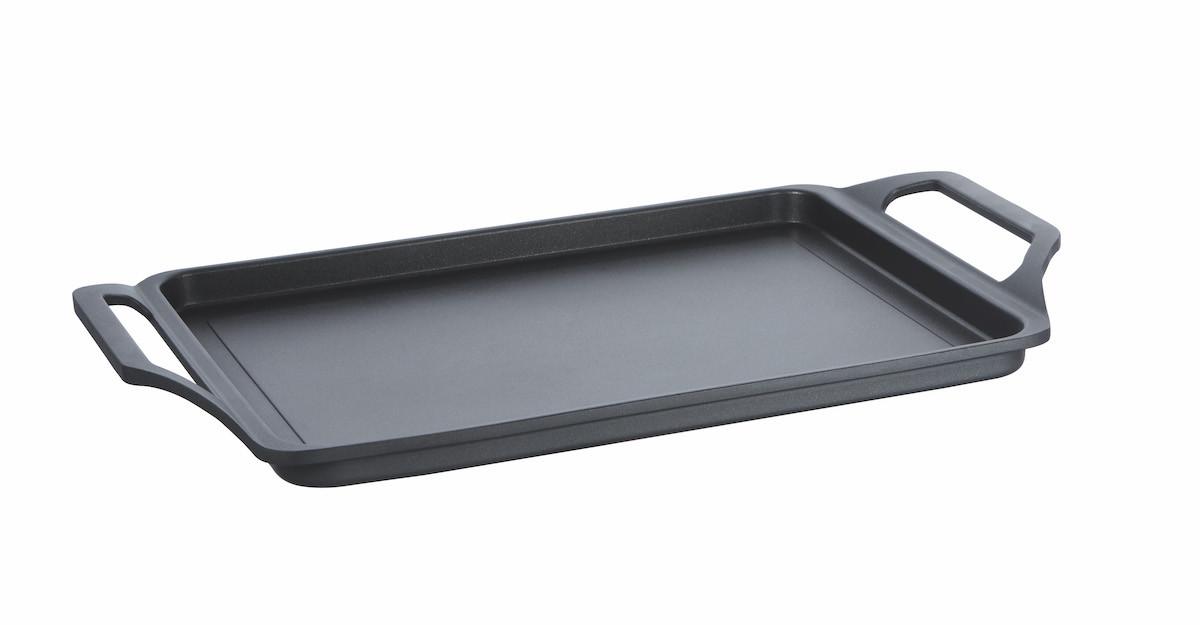 Teppanyaki-/Grill-Platte 33 x 24 cm Globus