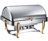 Chafing Dish, GN 1/1 Royal Gold